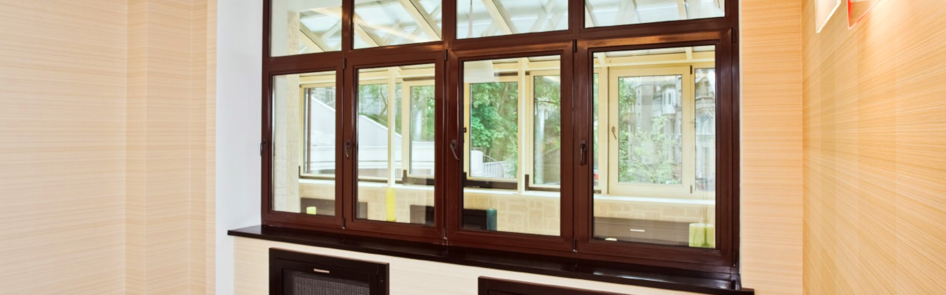 Пластиковые окна фон записи
